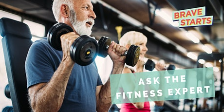 Ask the Fitness Expert tickets