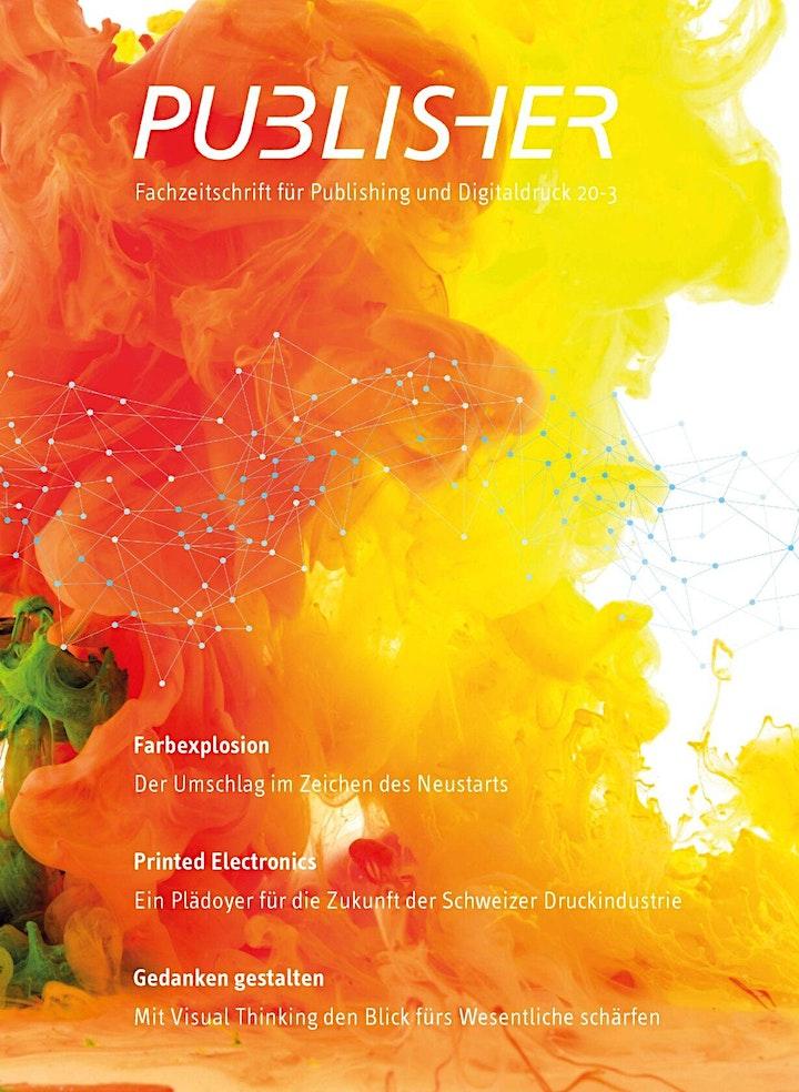 IDUGS #71 Publisher.ch Wie wird ein modernes Printmagazin heute produziert?: Bild