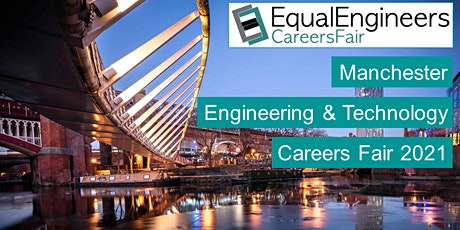 Manchester Engineering & Technology Careers Fair 2021 tickets