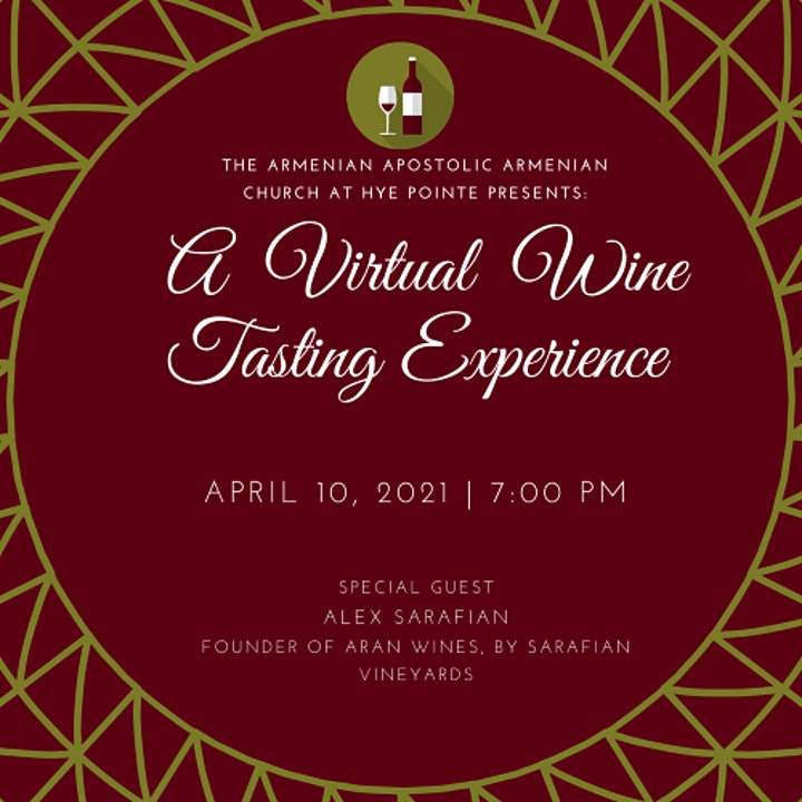 A Virtual Wine Tasting Experience image