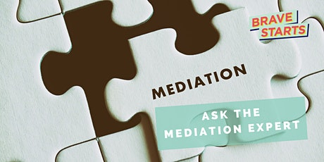 Ask the Mediation Expert tickets