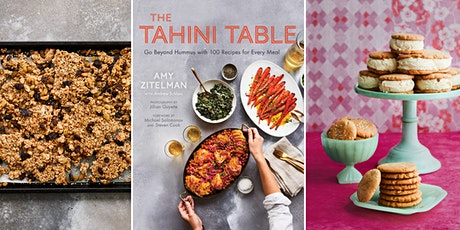 The Tahini Table: Virtual Author Event & Cook-along tickets