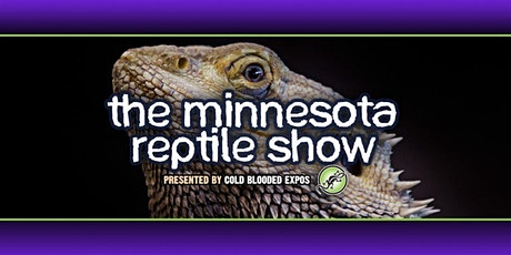 Minnesota Reptile Show tickets