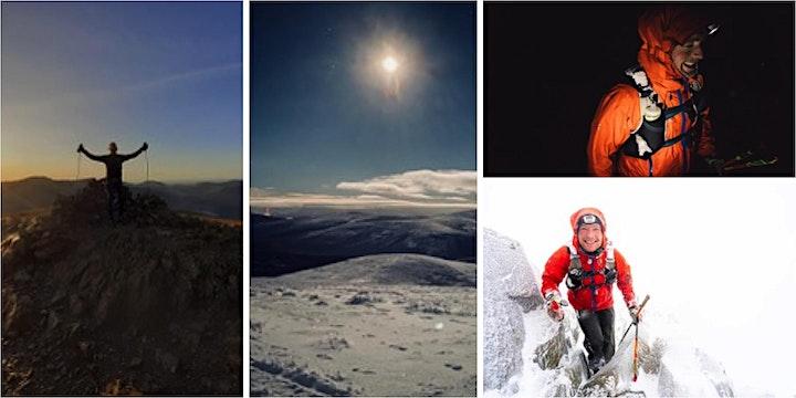 ShAFF Online – Kim Collison, fellrunner, winter Bob Graham record holder image