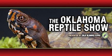 Oklahoma Reptile Show tickets