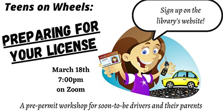 Teens on Wheels: Preparing for Your License Tickets