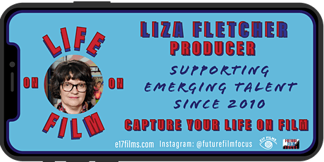My Creative Career - Liza Fletcher, Producer/Filmmaker tickets