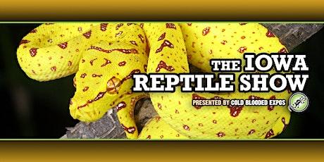 Iowa Reptile Show tickets