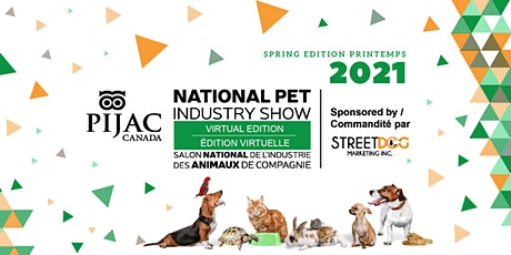 The National Pet Industry Show – Spring Virtual edition sponsored by Street tickets