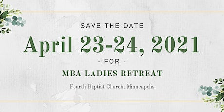 MBA Ladies Retreat with Sherrie Holloway tickets