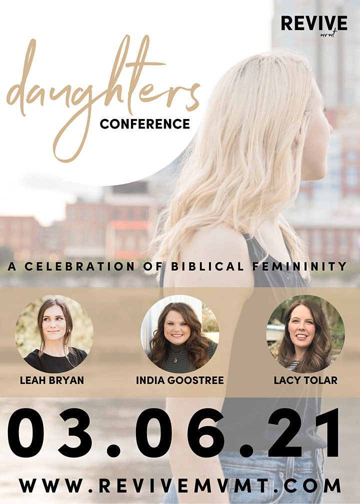 Daughters Conference image