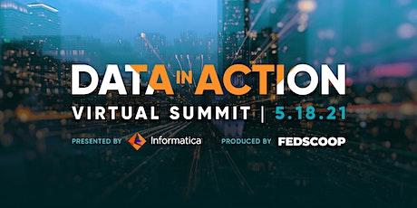 Data in Action Summit 2021 tickets
