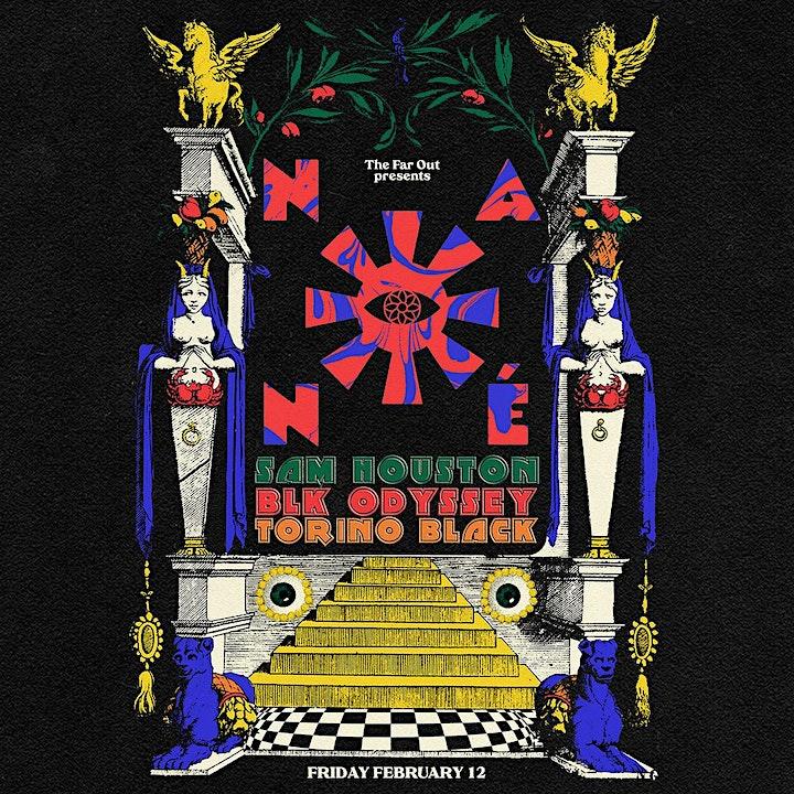 Nané w/ Sam Houston & Blk Odyssey and Torino Black image