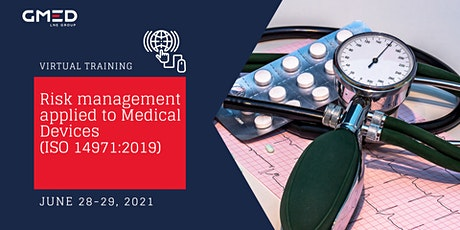 Risk Management Applied to Medical Devices (ISO 14971:2019) tickets