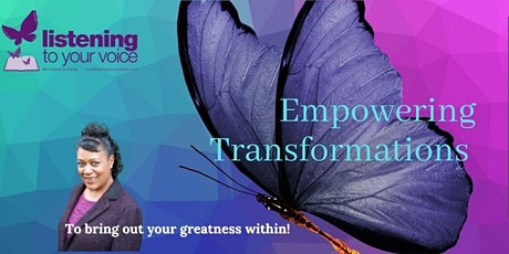 The New You!  -Embrace New Opportunites Coming Your Way! tickets