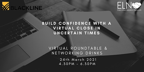 Virtual Roundtable & Networking: Establish a  Sustainable Financial Close tickets