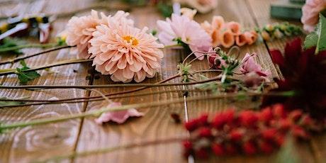 Formation / Workshop Escapade Florale billets