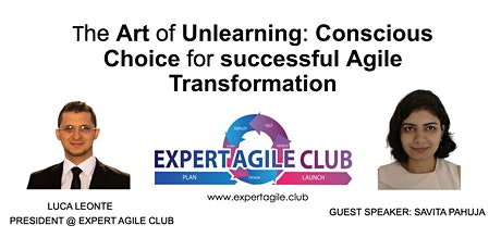 The Art of Unlearning: Conscious Choice for successful Agile Transformation billets