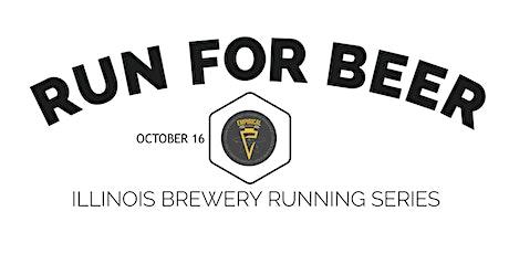 Beer Run - Empirical Brewery - 2021 IL Brewery Running Series tickets