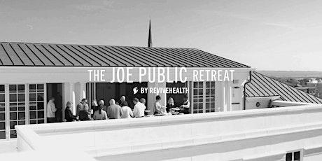 The Joe Public Retreat 2022 tickets