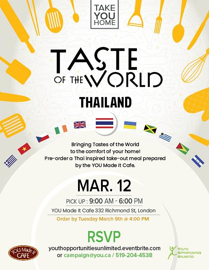 Taste of the World: Thailand image