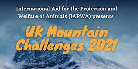 Scafell Pike Climb with IAPWA tickets