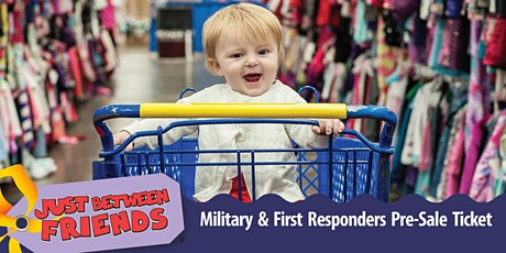 JBF Woodlands & Conroe Fall 21 Military & First Responders Pre-Sale Ticket tickets