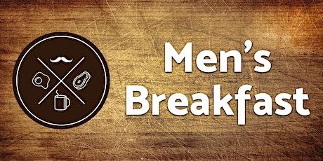 Men's Breakfast - Mar 11, 2021 tickets