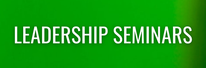 Leadership Seminars - Global Trends and How to Leverage Them image