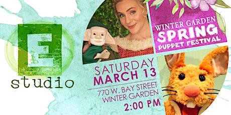 Winter Garden Spring Puppet Festival tickets