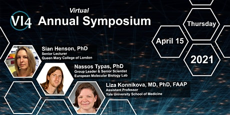 Virtual VI4 Annual Symposium 2021 tickets
