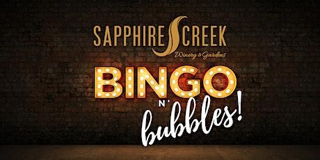 Sapphire Creek  Game Night -  BINGO LIVE tickets