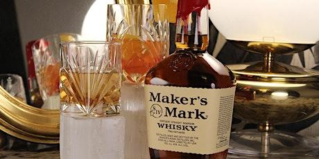 Makers Mark Dinner tickets