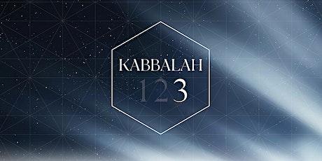 O Poder da Kabbalah 3 | Setembro de 2021 bilhetes