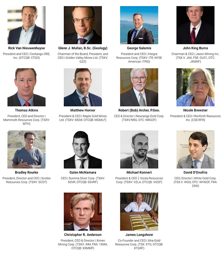 GCFF Virtual Conference 2021 – Precious Metals Day image