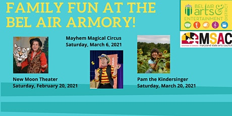 Family Fun at the Bel Air Armory tickets