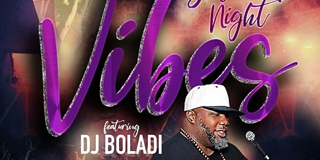 SATURDAY NIGHT VIBES @ HERRERA'S ADDISON w/DJ BOLADI tickets