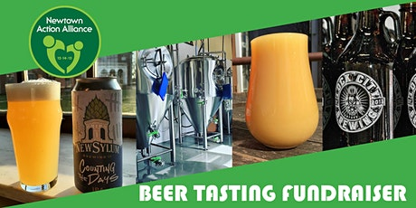 Virtual Beer Tasting to Benefit Newtown Action Alliance tickets