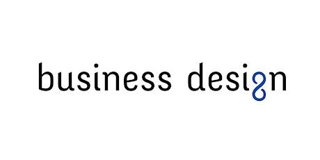 Workshop Business Design - 10/3 - België tickets