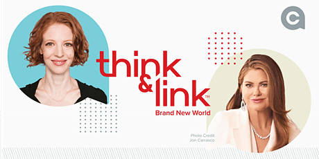 Think & Link, Brand New World, with Kathy Ireland and Emily Culp tickets