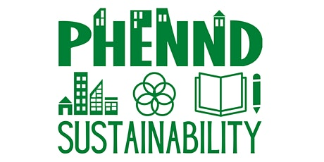 PHENND Sustainability Launch tickets