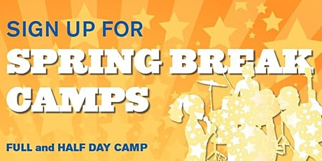 Bach to Rock: Fulton  Music Spring Break Camps tickets