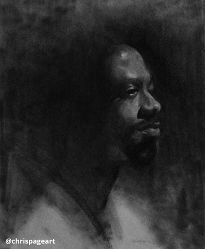 Drawing Classes with Artist Chris Page image