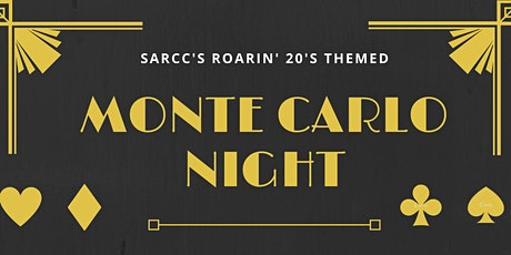 Monte Carlo 2021: Roaring 20's tickets