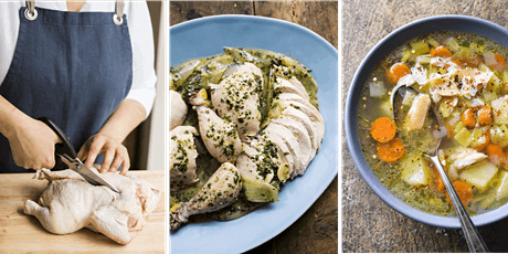 Small Group Workshop: Chicken from Bird to Broth tickets