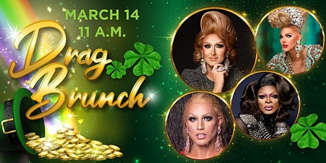 Drag Brunch St. Pat's Pajama Party! tickets