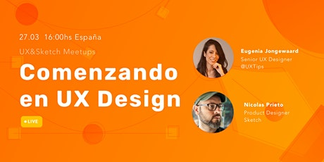 Comenzando en UX Design entradas