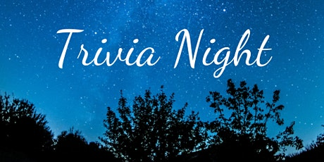 March Virtual Nature Trivia Night tickets