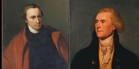 Patrick Henry v. Thomas Jefferson-The Crisis of Union That Died in 1799 tickets