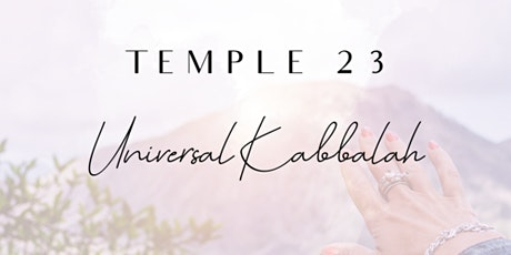 Kabbalah Kickstarter tickets